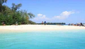 travel pulau harapan