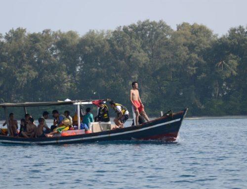 Pesona Pulau Harapan